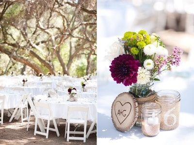 Déco tables mariage