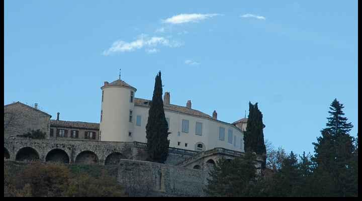 Chateau de Ventavon