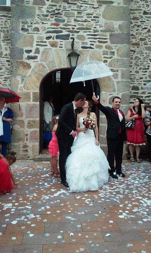 Vos mariages sous la pluie - 1