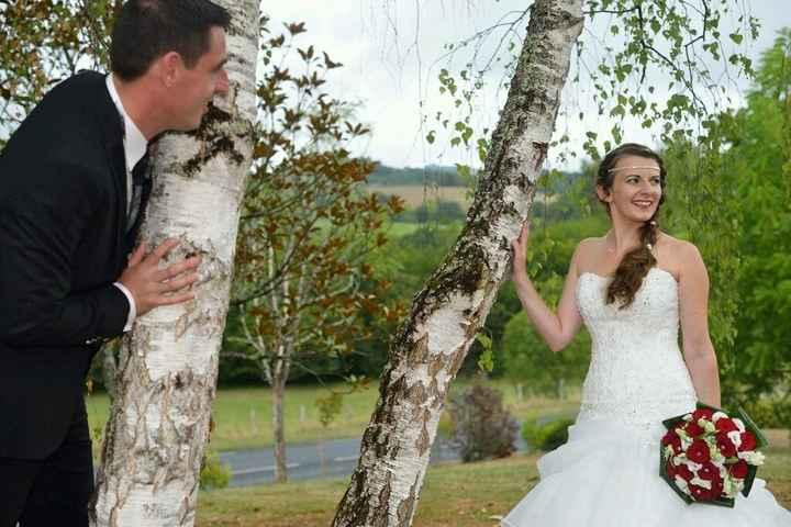 Presque 1 mois que l'on est marié... - 2