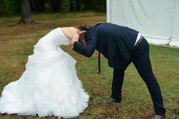 Presque 1 mois que l'on est marié... - 6