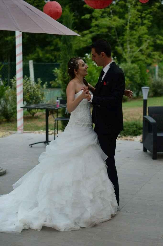 Presque 1 mois que l'on est marié... - 9