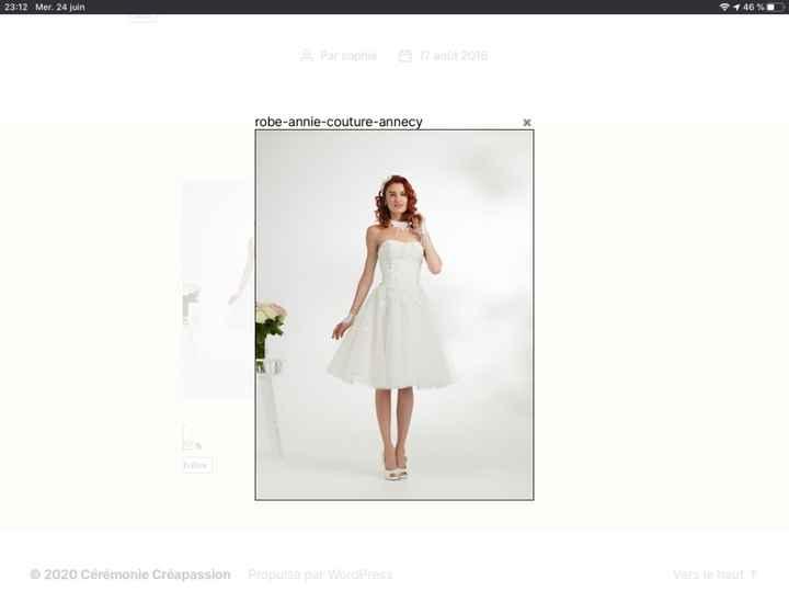 Robes mariées Rouen et région - 1