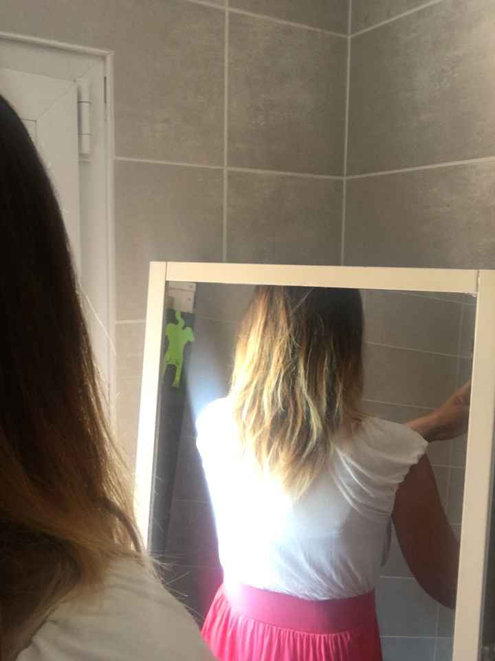 Pousse des cheveux - 2