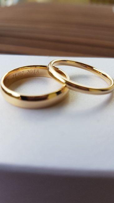 Vos bagues de fiançailles et alliance : montrez moi 12