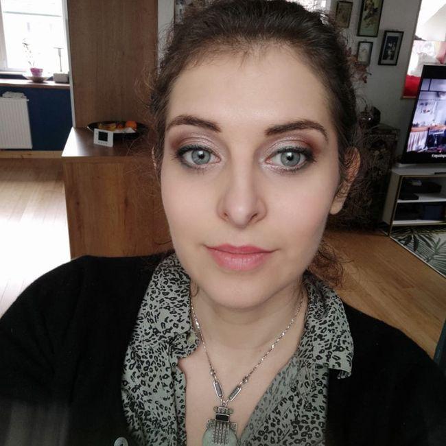 Coloration cheveux et colorimetrie 1