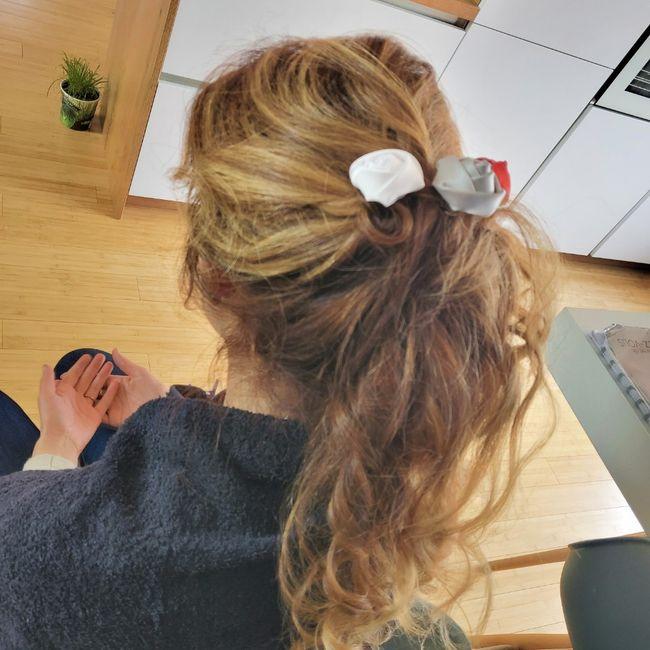 Coloration cheveux et colorimetrie 7