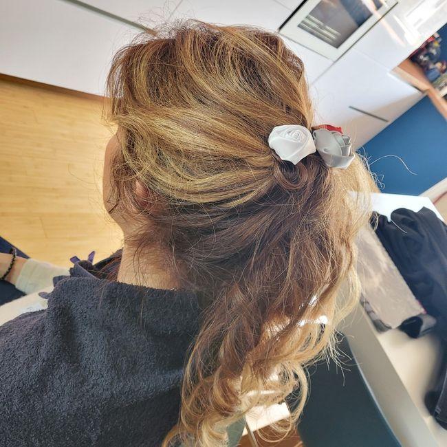 Coloration cheveux et colorimetrie 8