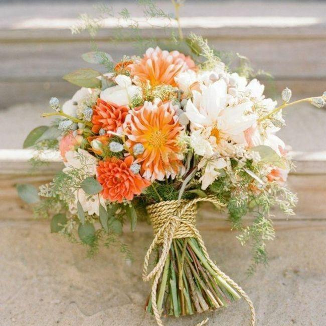 Bouquet  blanc ou bouquet coloré ? 26