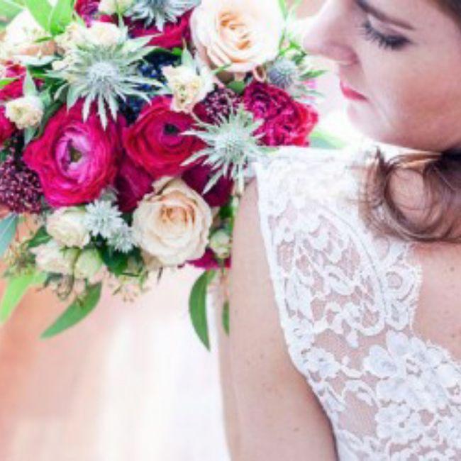 Bouquet  blanc ou bouquet coloré ? 17
