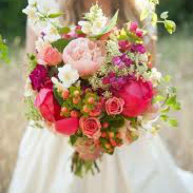 Bouquet  blanc ou bouquet coloré ? 18
