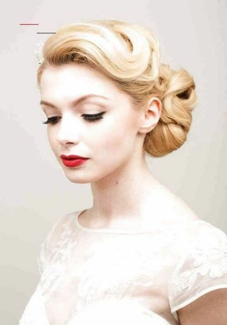 Coiffure pin up 4