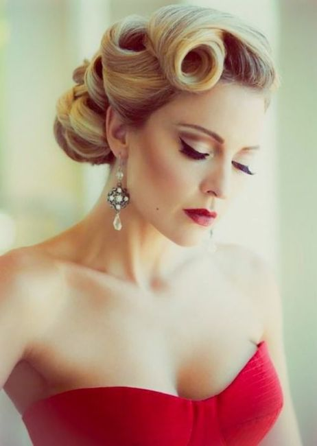Coiffure pin up 6