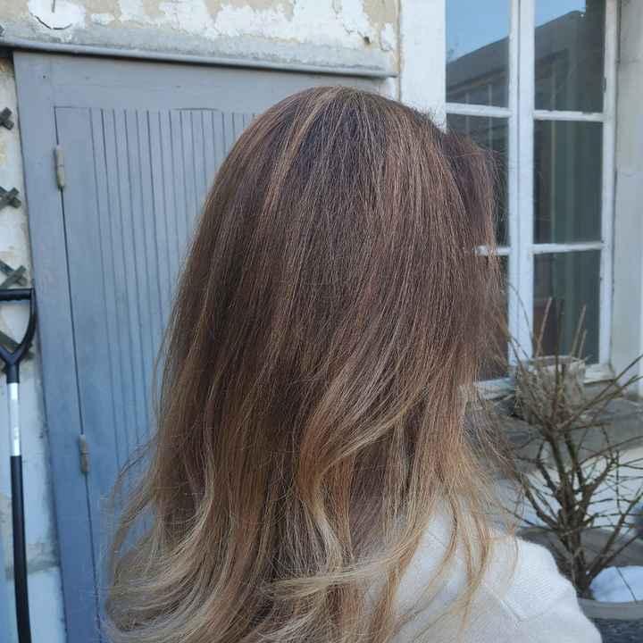 Coloration cheveux et colorimetrie - 2
