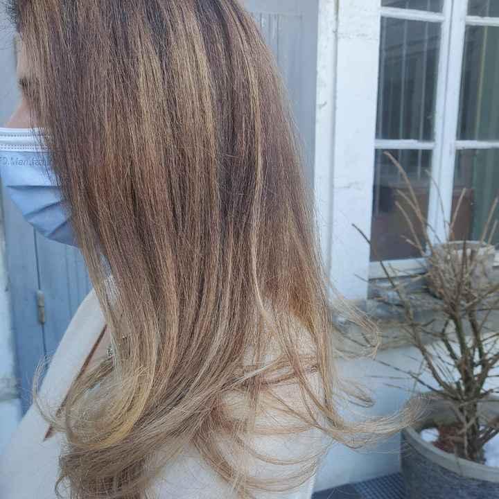 Coloration cheveux et colorimetrie - 3