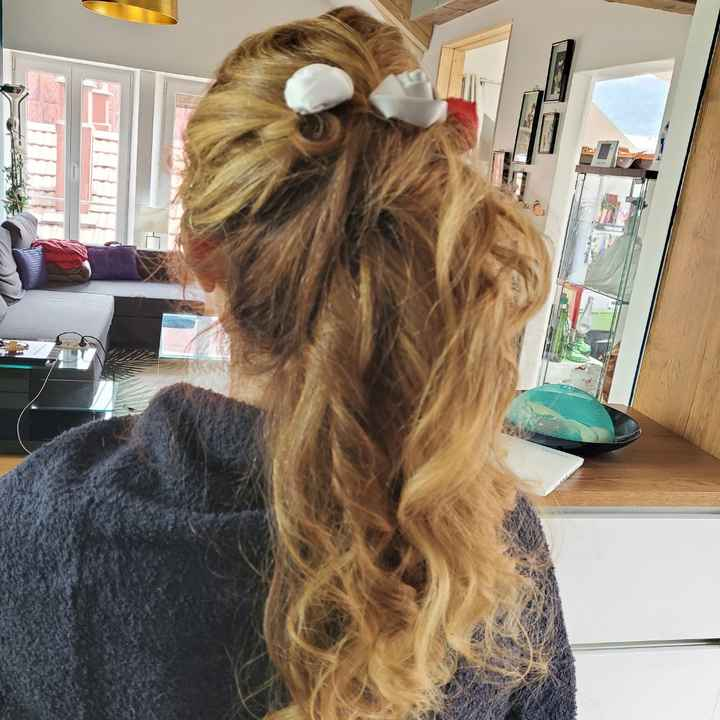 Coloration cheveux et colorimetrie - 4