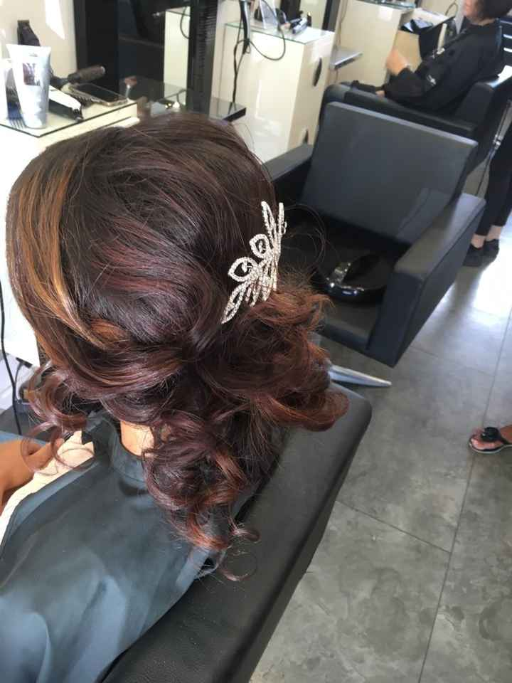 Essai coiffure - 3