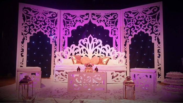 Location de trône , mariage oriental , 1