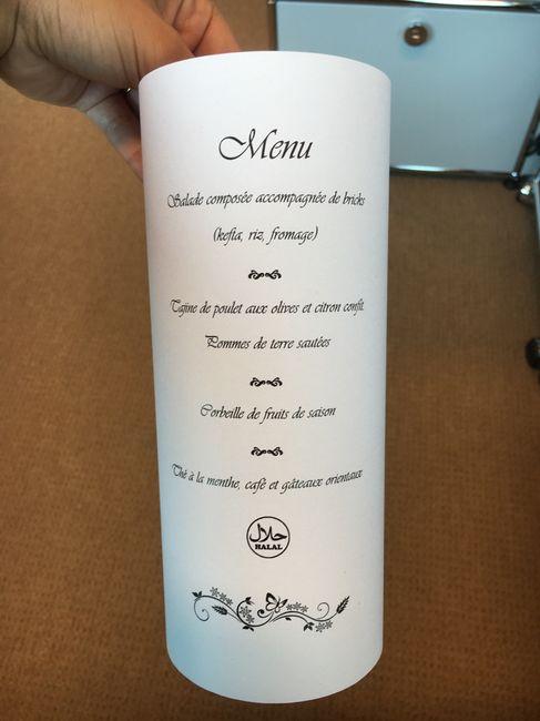 Essai menu - 1