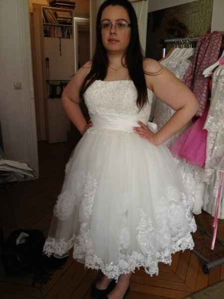 Ma robe Sunny Mariages