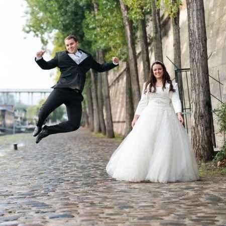 Le mariage donne des ailes