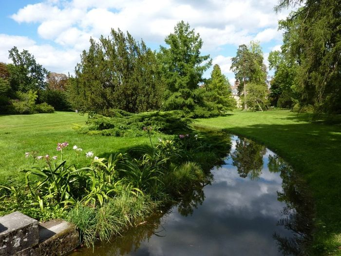 O allez vous faire votre session de photos de couple for Jardin anglais chateau fontainebleau