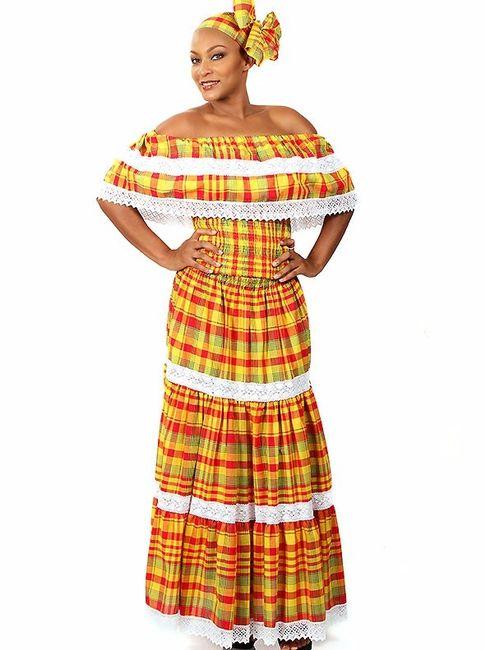 robes antillaises madras dilemme robe du lendemain mode nuptiale forum. Black Bedroom Furniture Sets. Home Design Ideas