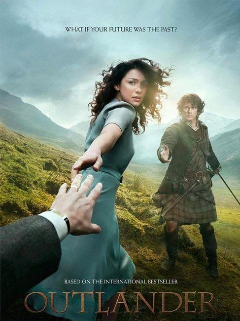 Outlander, la série qui me fait vibrer!