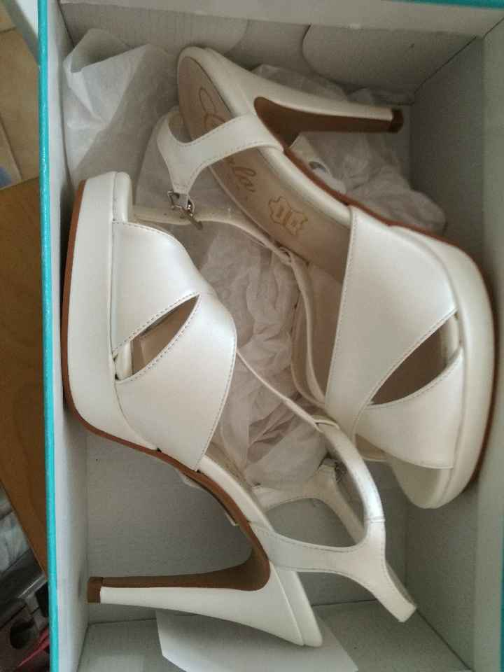 Mes chaussures enfin 😄😄😄😄 - 1