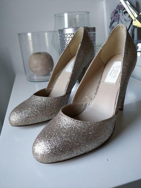 4a8ef0ce960e1 Chaussures trouvées... Sur Vinted ! - Mode nuptiale - Forum Mariages.net