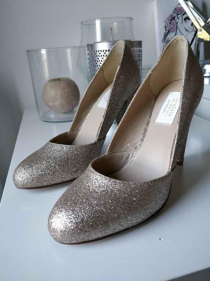 Chaussures trouvées... Sur Vinted ! - 1