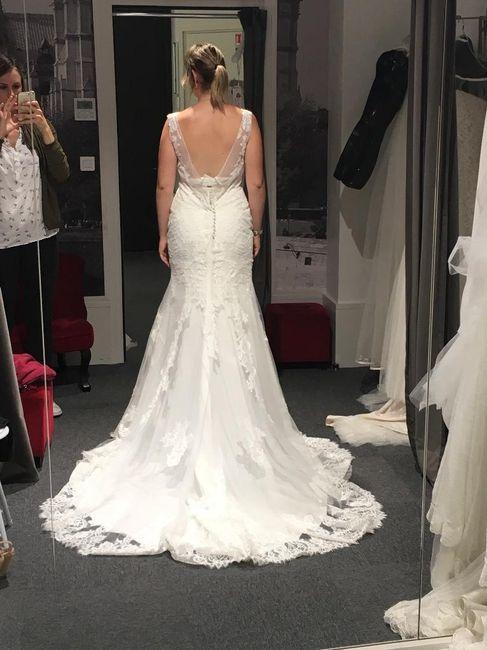 Robe de mariée prix 3
