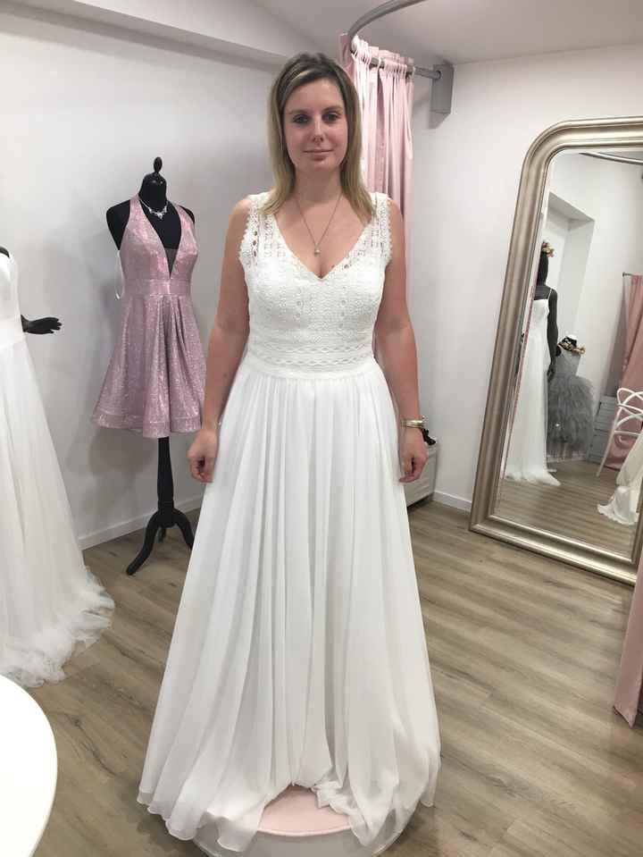 Avis Robe de mariée - 1