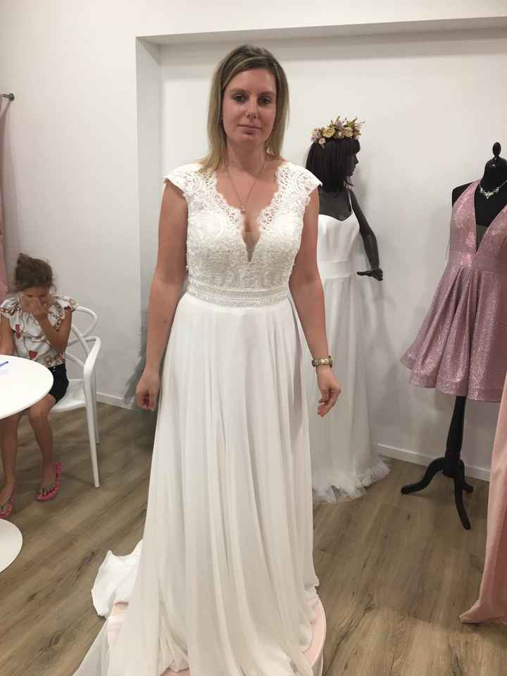 Avis Robe de mariée - 2