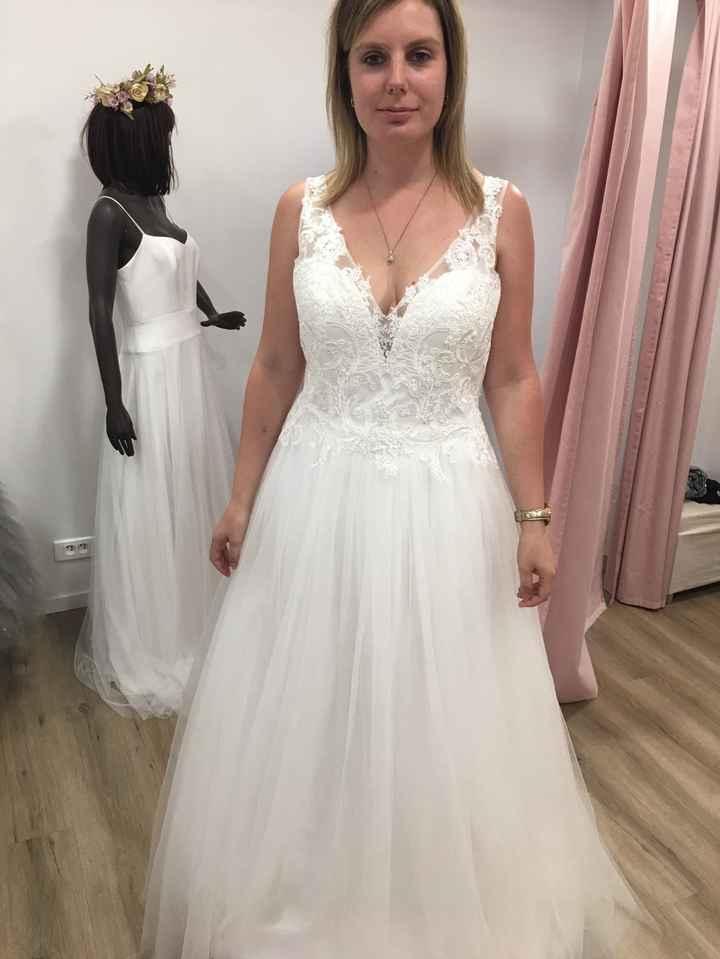 Avis Robe de mariée - 4