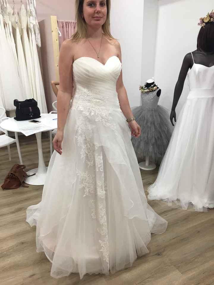 Avis Robe de mariée - 9
