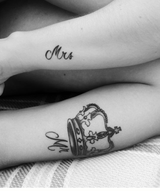 Tatouage de couple? - 1