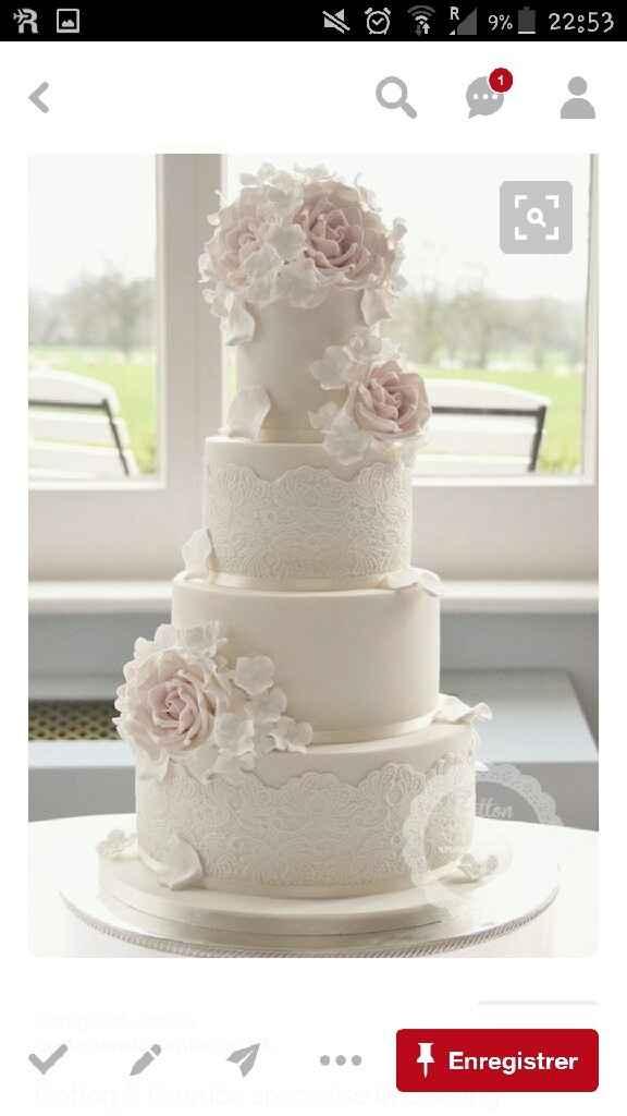Comment sera votre wedding cake ? - 2