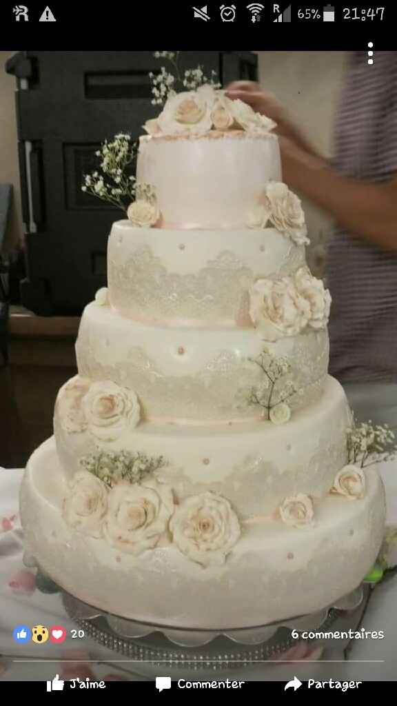 Comment sera votre wedding cake ? - 3