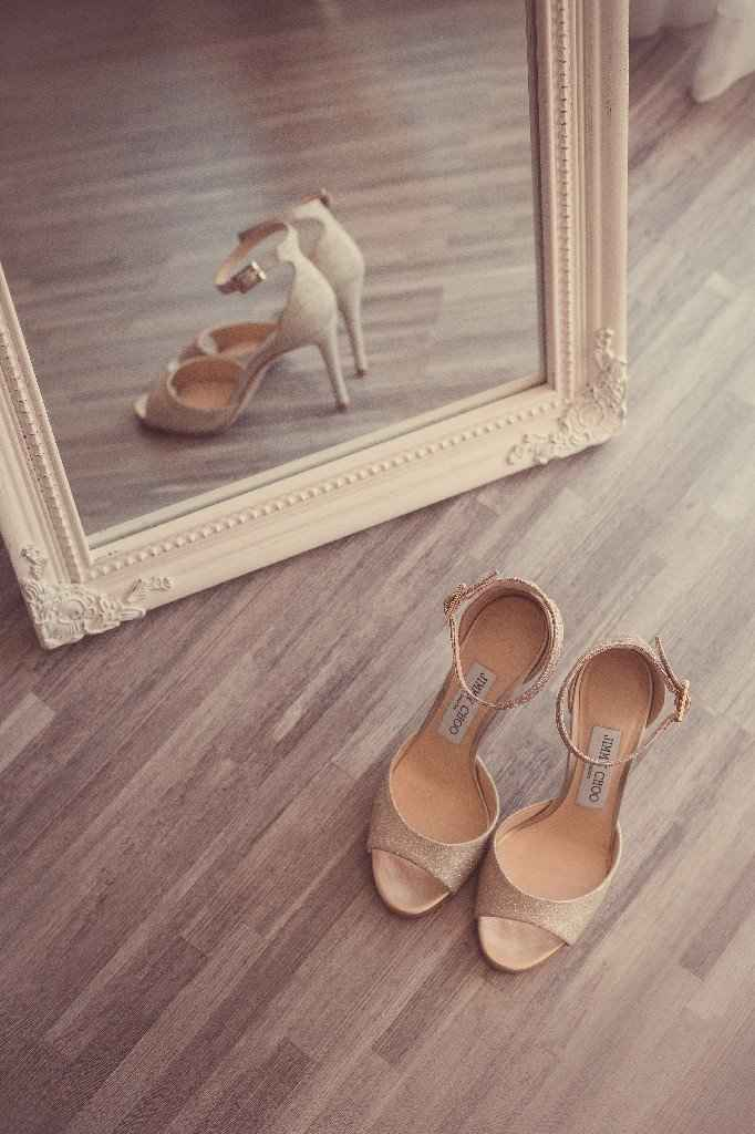 Chaussures jimmy choo: confort ? - 1