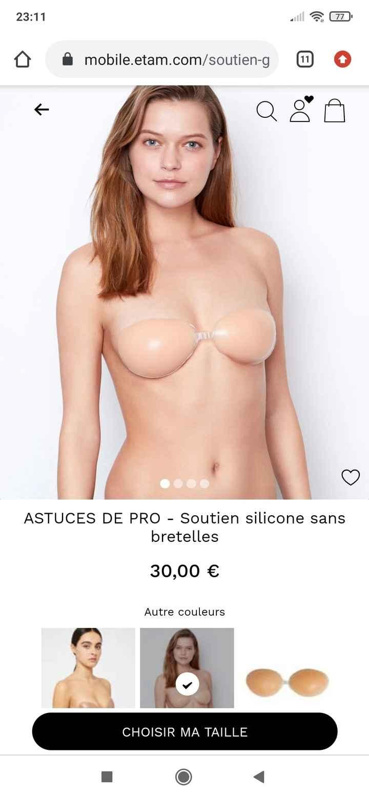 Sous-vêtement - 1