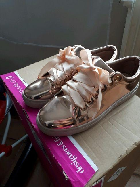 3) Battle des Mhs : chaussures. 4