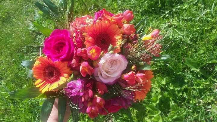 Mon bouquet de mariée - 3