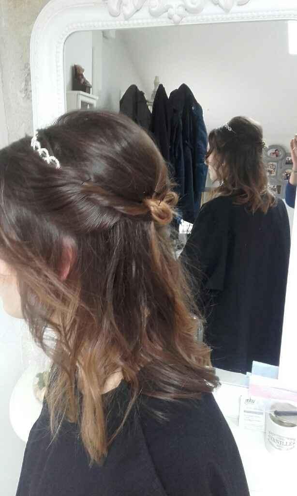 Essai coiffure 1 - 1