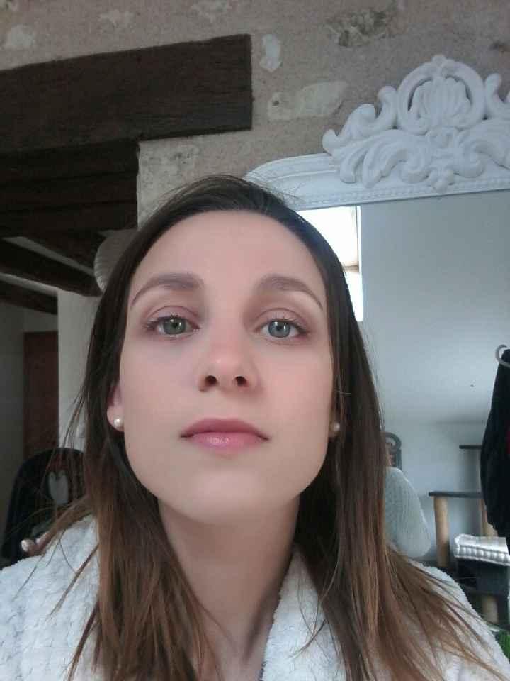 Essai maquillage 1 - 1