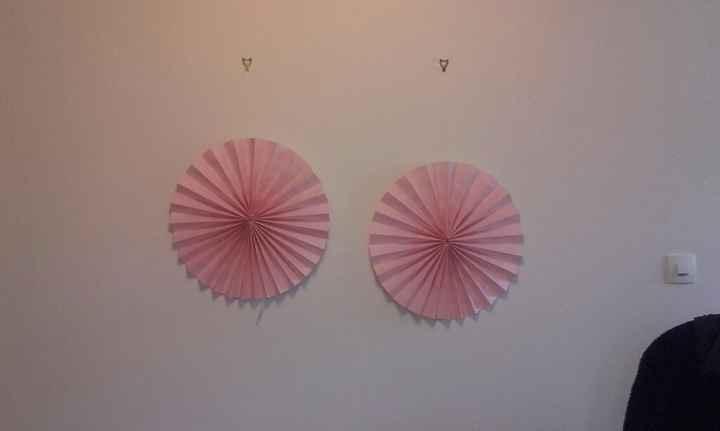Déco rosace diy - 2