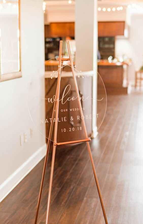 Décoration mariage,terracotta, orange et cuivre - 2