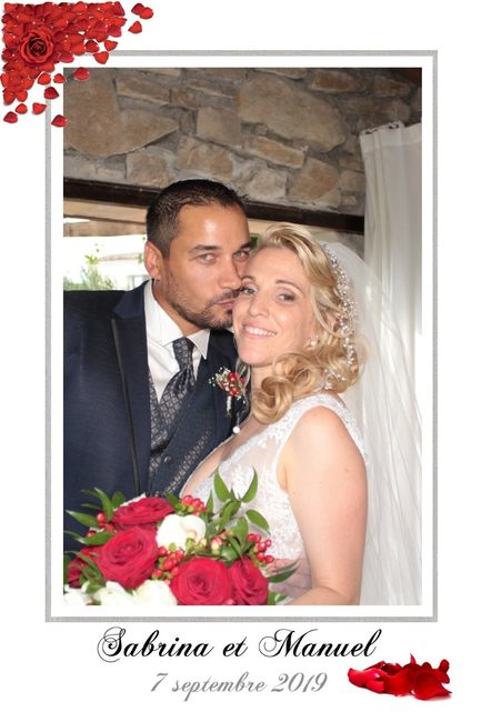 Je suis mariée!! 1