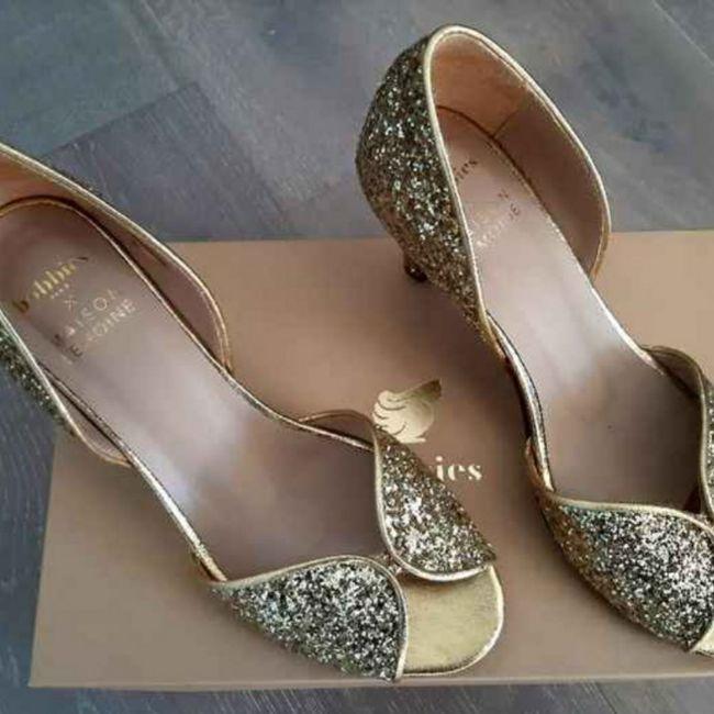 Choix de l'alliance et des chaussures - 2