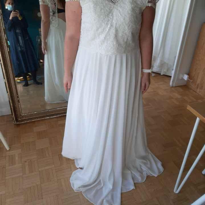Ma robe de mariée delliciouz robe lyon - 1